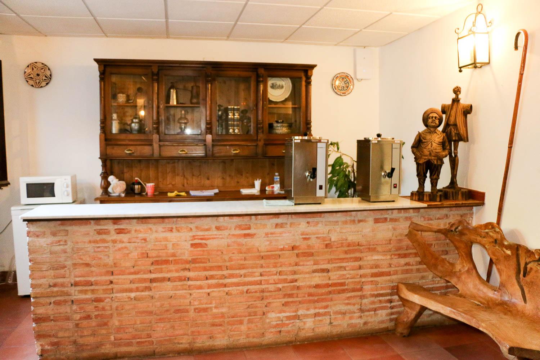Interior del edificio principal
